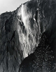 El Capitan Falls, by Don Abelson, © The Estate of Don Abelson