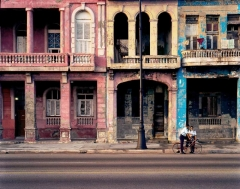 Cuba, by John Scarlata, © The Estate of John Scarlata