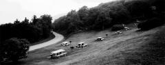 Blue Ridge Parkway, by John Scarlata, © The Estate of John Scarlata